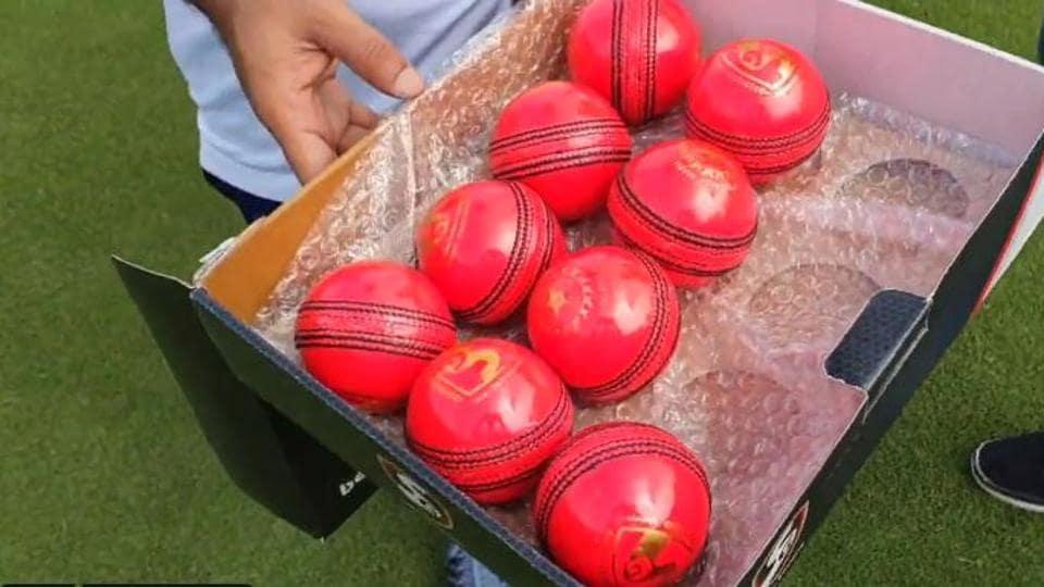 SG Pink balls
