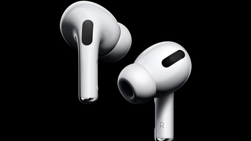 Apple AirPods Pro comes with active noise cancellation