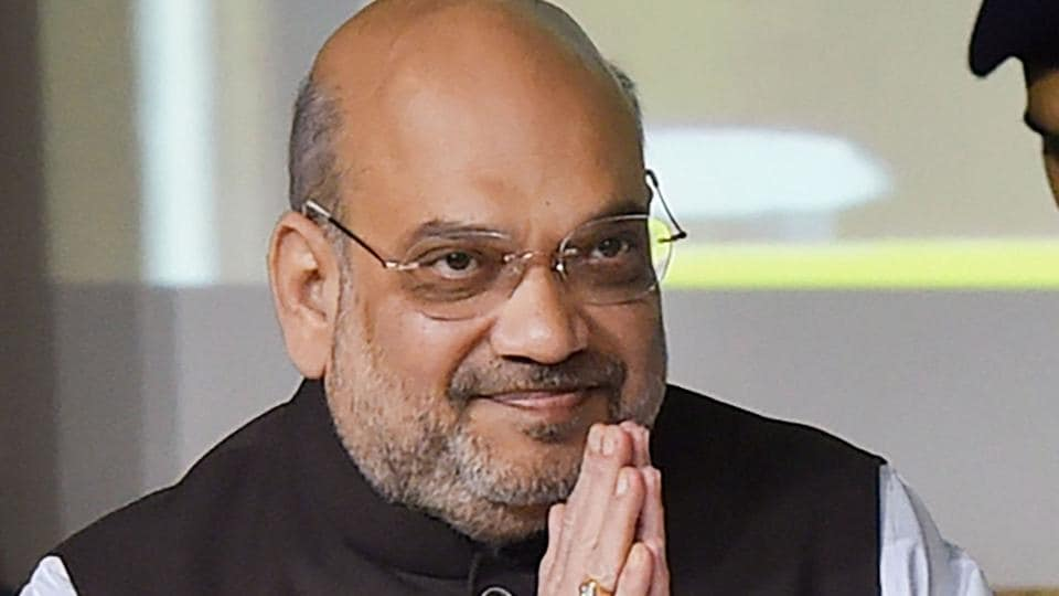 Union Home Minister Amit Shah said before this, in no state was so much time given to parties to prove their majority.