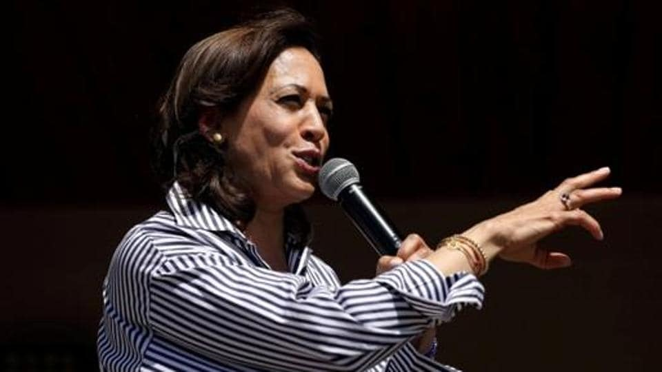 """Instead of positioning herself as """"the only black person on this stage"""", what if Harris had called herself the only biracial among the 20 candidates in the race?"""