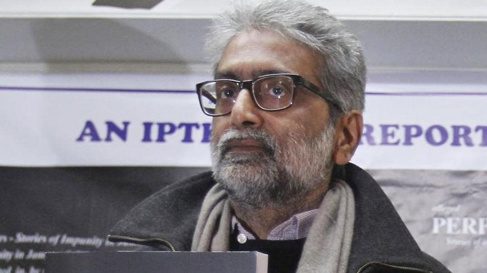 Gautam Navlakha has enjoyed interim protection for over a year in the case, granted by the Bombay High Court as well as the Supreme Court.