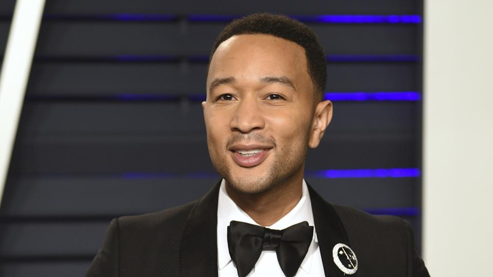 John Legend named 2019's sexiest man alive, Dwayne Johnson and Idris Elba react - Hindustan Times