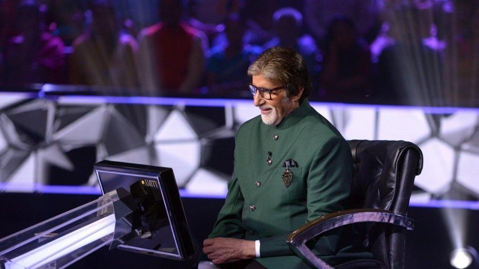 Amitabh Bachchan joked about wife Jaya Bachchan's height on KBC11 episode.