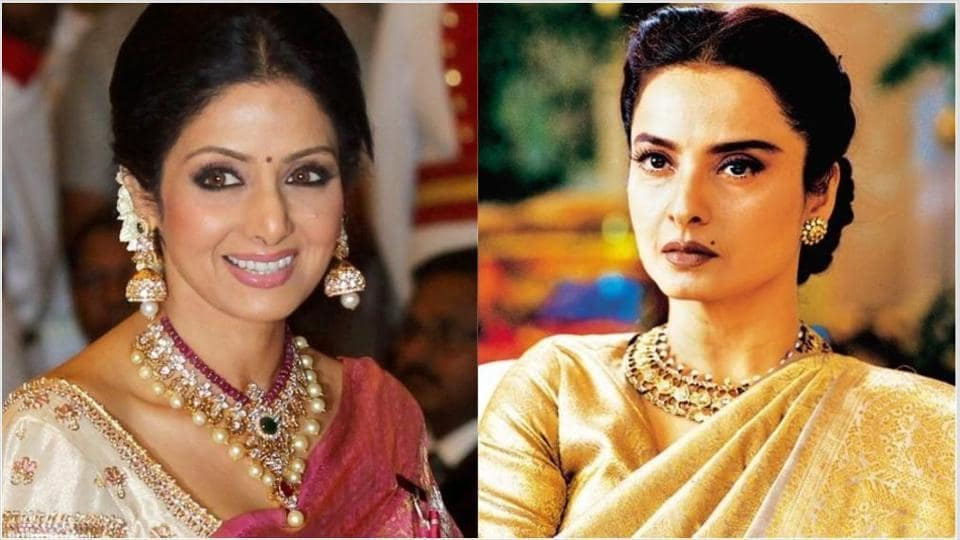 Sridevi and Rekha will get the awards for years 2018 and 2019, respectively.