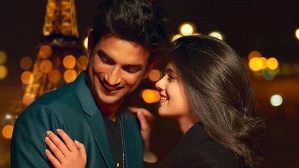 Dil Bechara stars Sushant Singh Rajput and Sanjana Sanghi.