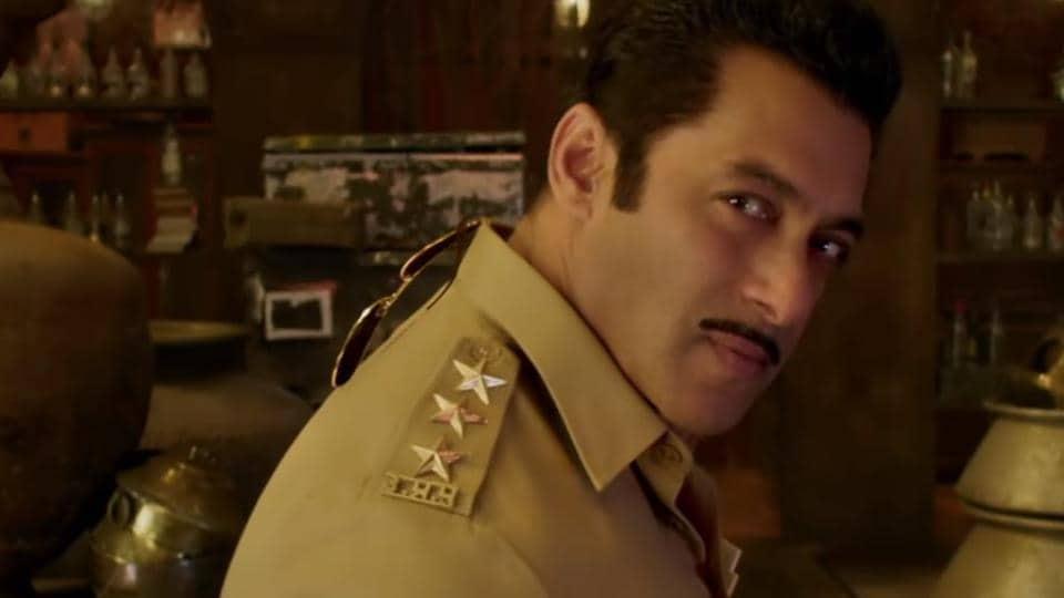 Salman Khan plays Chulbul Pandey in Dabangg 3.