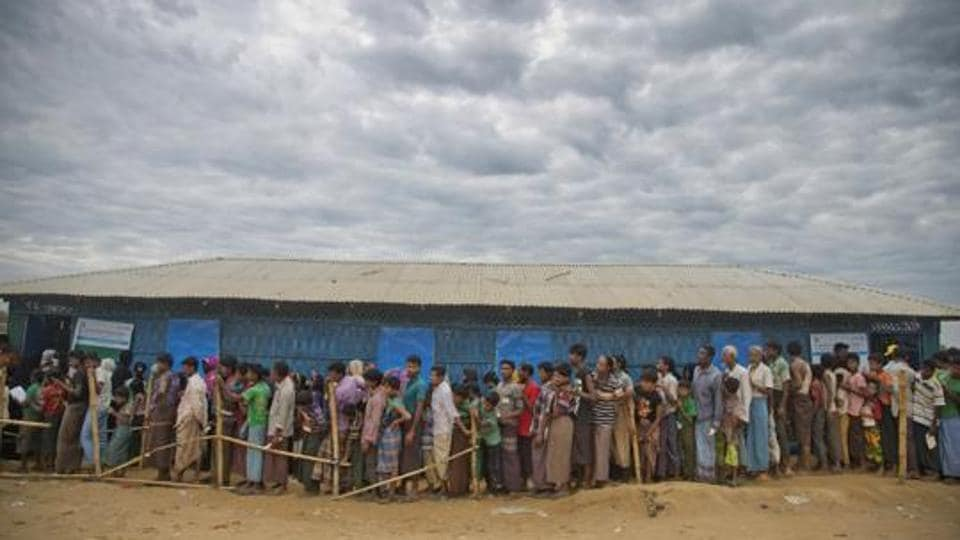 """The court said a panel of judges on Thursday """"authorised the commencement of the investigation in relation to any crime, including any future crime"""" committed against the Rohingyas."""