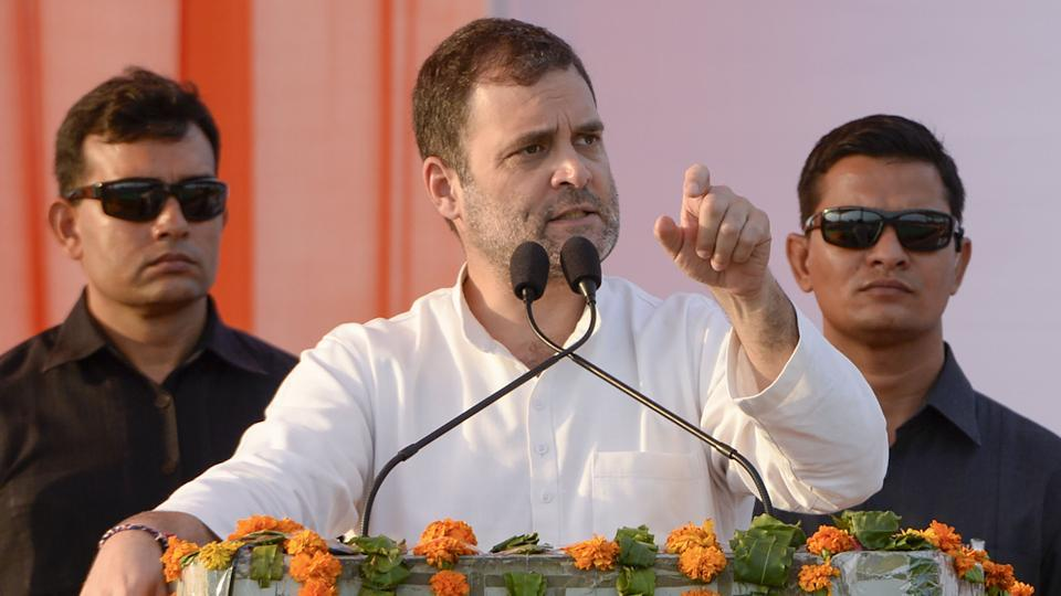 Rahul Gandhi also said a Joint Parliamentary Committee (JPC) must be set up to probe the Rafale deal.