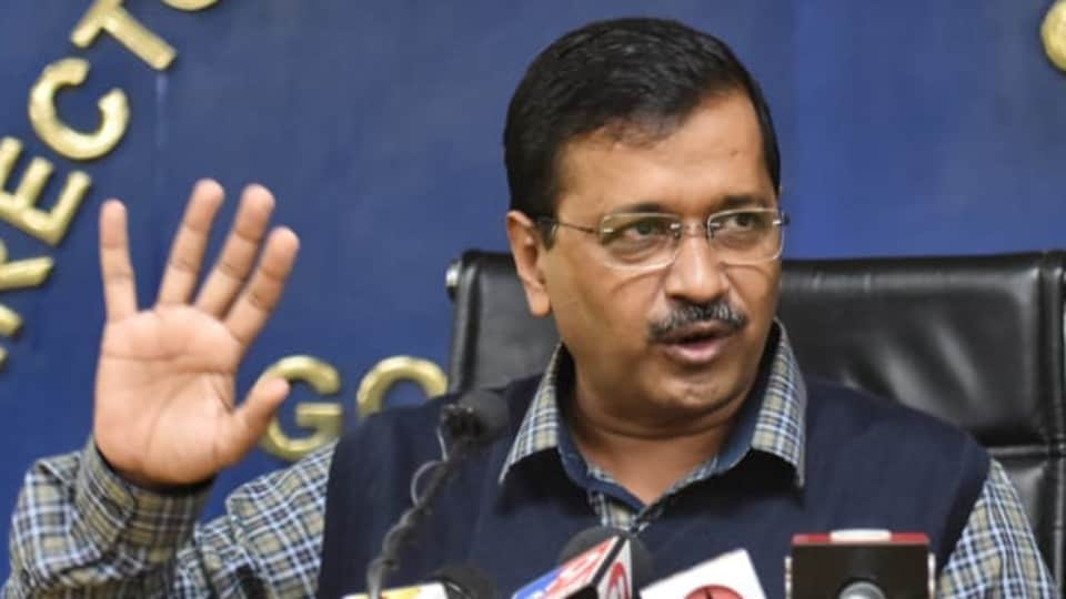 Chief Minister of Delhi Arvind Kejriwal has put off decision on odd-even scheme in Delhi to Monday.