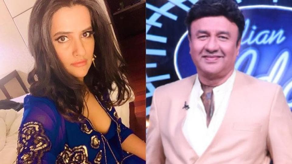 Sona Mohapatra replied to Anu Malik after he claimed innocence in a recent statement.