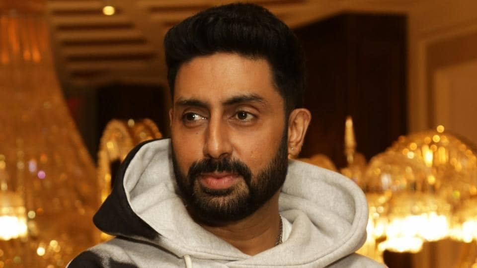 Abhishek Bachchan is part of an ensemble cast for the film.