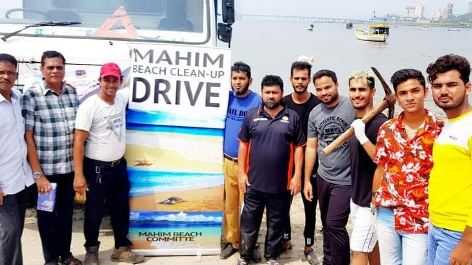 Hashtag Mumbai News team will be a part of the Mahim beach cleaning drive with a number of NGOs based in Mumbai.