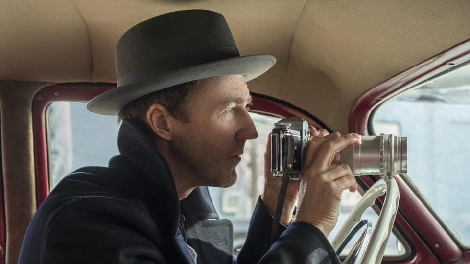 Motherless Brooklyn movie review: This image released by Warner Bros. shows Edward Norton in a scene from his directorial debut.