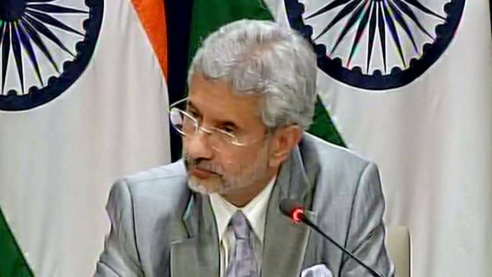 Jaishankar also said it is in the interest of both India and China to have good relations and build a more inclusive world.