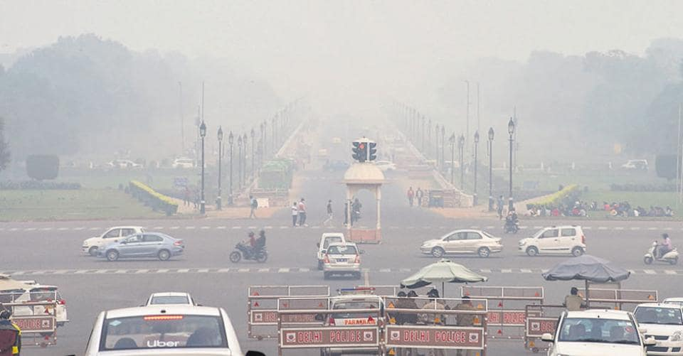 A meeting of a parliamentary panel convened to take a hard look at the role of civic bodies to check air pollution in the national capital Delhi on Friday had to be put off after a large number of officials and lawmakers skipped the meeting.