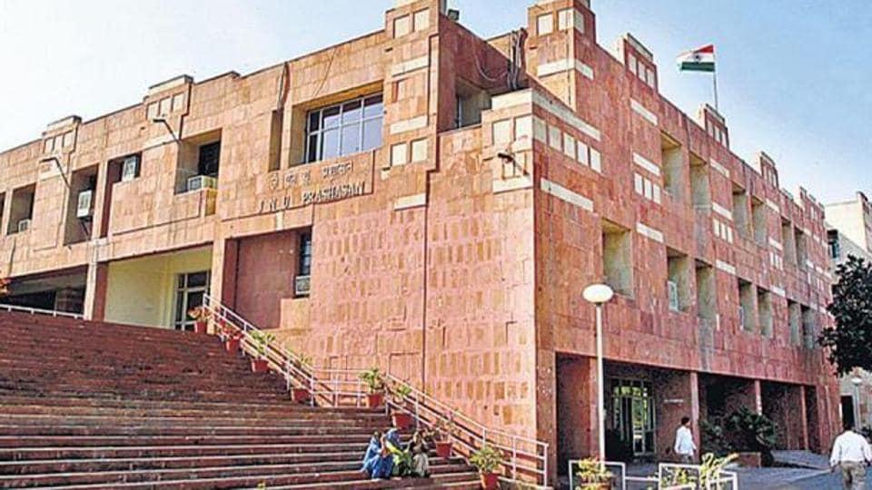 Jawaharlal Nehru University.