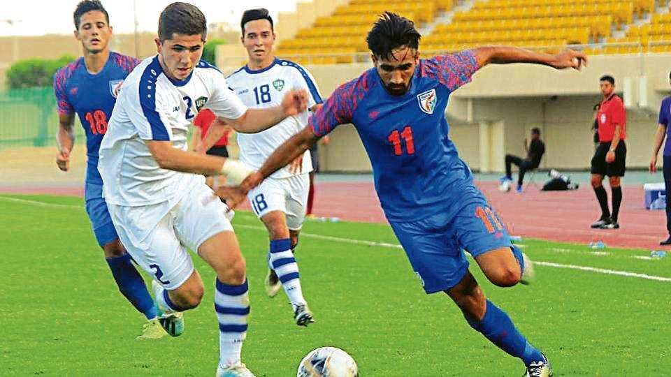 India lost all three games at the AFC U-19 Championship qualifiers, failing to score a goal