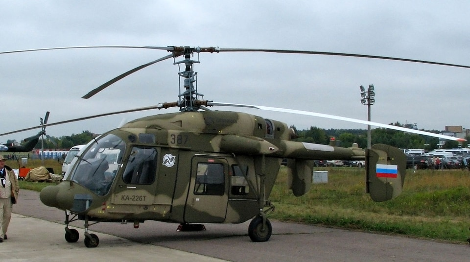 The Chetaks and Cheetahs will be replaced by a mix of LUH and the Kamov-226T choppers.