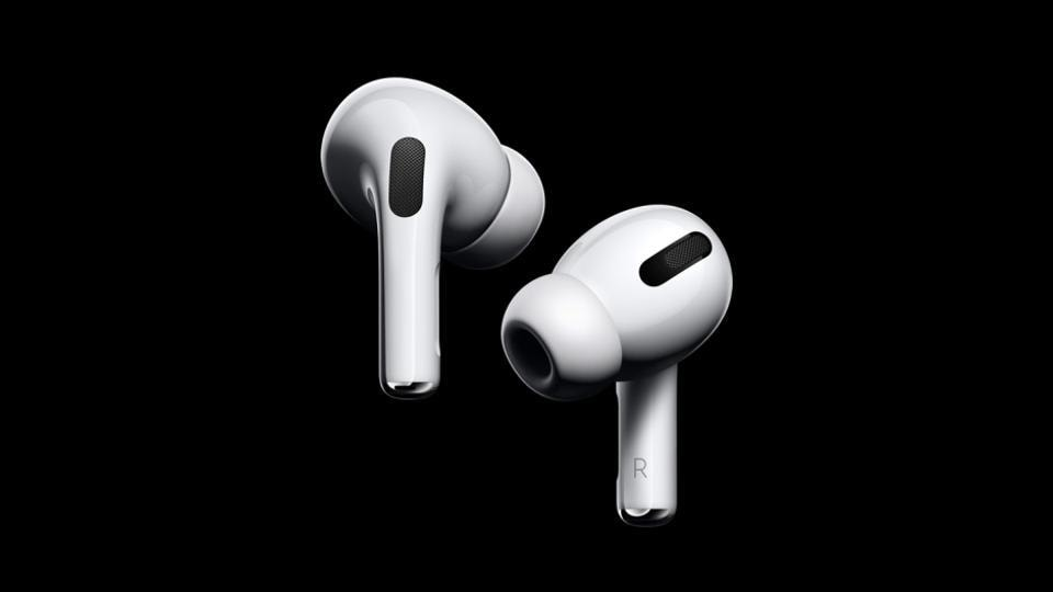 Apple AirPods Pro firmware update.