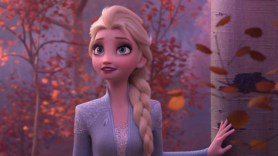 Elsa and Anna return in Frozen 2 this Friday.
