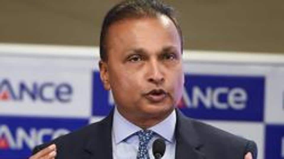 Reliance Communications Chairman Anil Ambani along with four directors have resigned from the company, which is going through insolvency process, according to a regulatory filing.