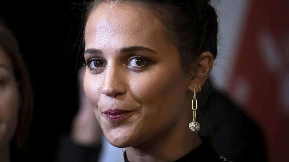Alicia Vikander has been seen in films like Ex Machina, The Danish Girl and Tomb Raider.