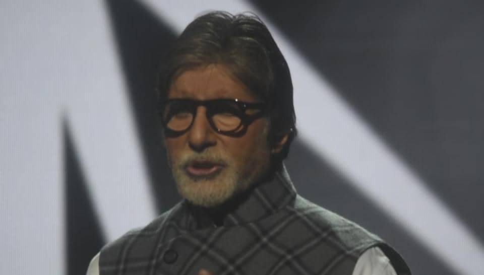 Amitabh Bachchan feels films should be first released on the big screen and then on online platforms.