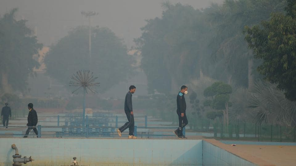 The air quality was at 'severe' level in Gurugram from Tuesday to Friday, as low-speed winds had failed to disperse pollutants arising from farm fire in neighbouring states and those accumulated locally.