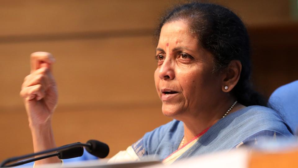 The finance minister said she is in regular touch with the RBI to address concerns of PMC Bank's depositors.