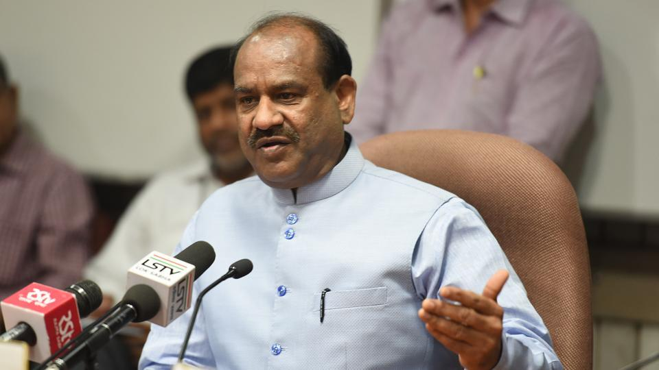 Om Birla will hold a meeting on Saturday with the leaders of all parties in the House for the smooth functioning of Parliament during the winter session.