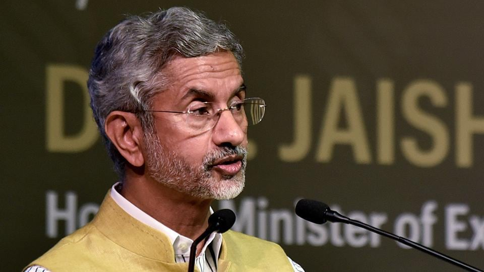 In an interview with the French newspaper, Le Monde, Jaishankar also said it is in the interest of both India and China to have good relations and build a more inclusive world.