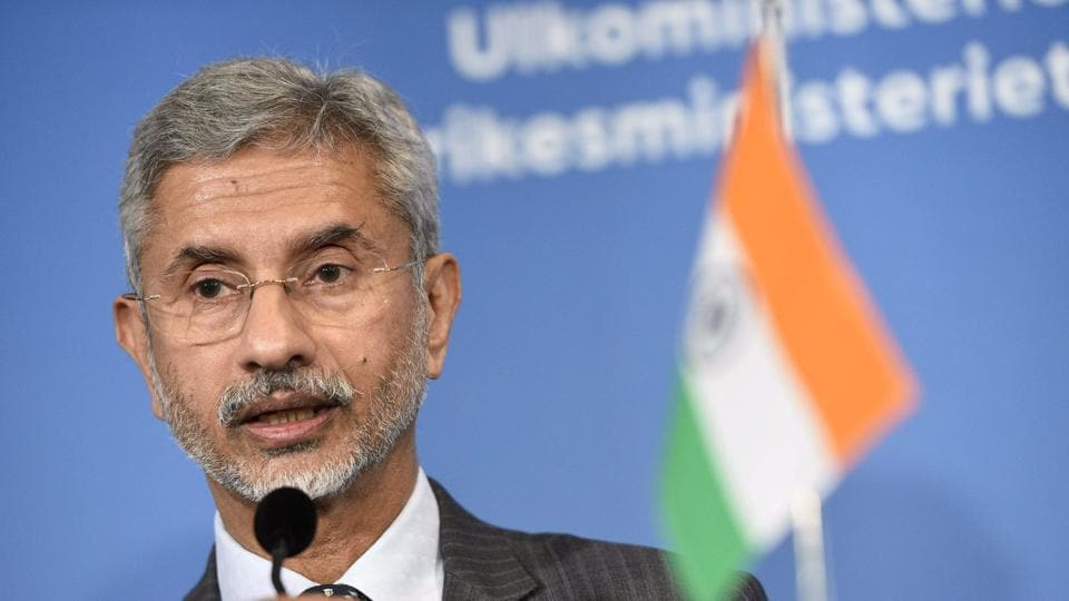 """External Affairs Minister S Jaishankar said the relationship with Pakistan remains """"difficult"""" because it openly practices terrorism against India."""
