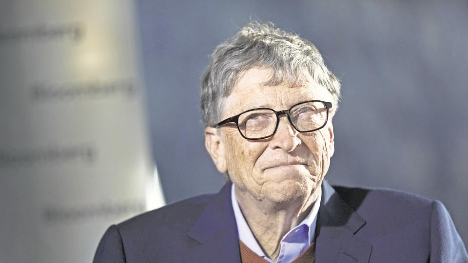 "India has the potential for ""very rapid"" economic growth over the next decade, says Bill Gates"