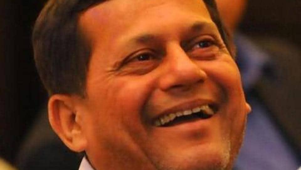 Odisha MP Achyuta Samanta.