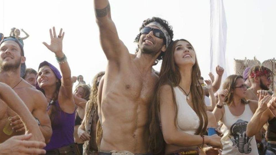 Malang first look: Disha Patani and Aditya Roy Kapur play lead roles in the film.
