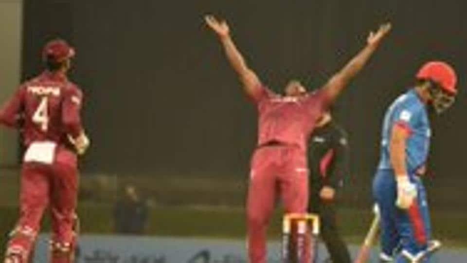 Afghanistan vs West Indies 3rd T20I:Afghanistan win series 2-1.