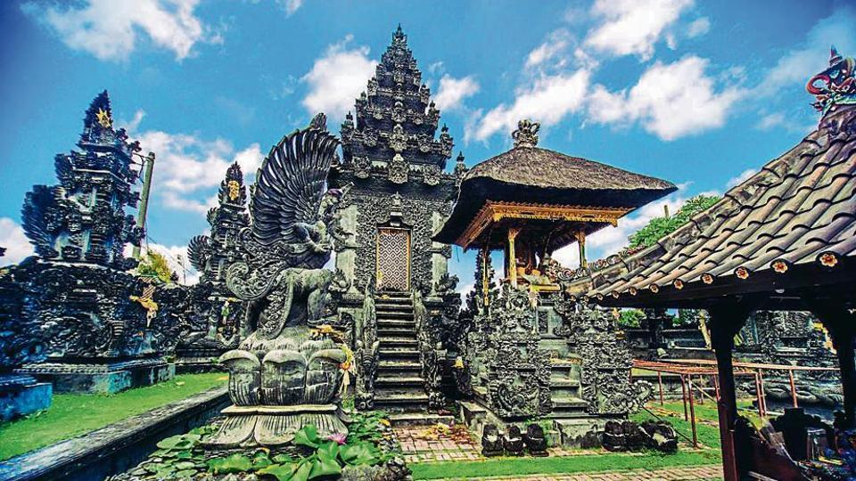 Temples are a must-visit when in Bali.