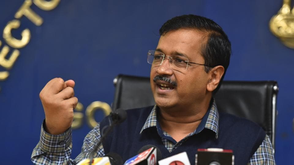 Delhi Chief Minister Arvind Kejriwal in a retweet  commented that his party has already done in Delhi all the work that's being promised by American political parties to their people.