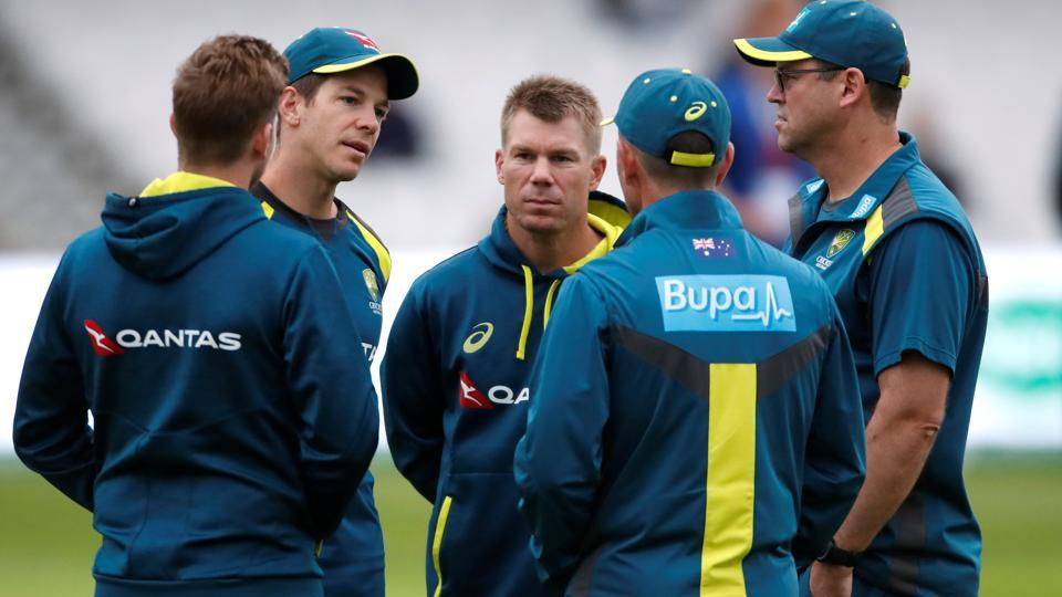 Paine hits out at Stokes for 'cheap shot' at Warner