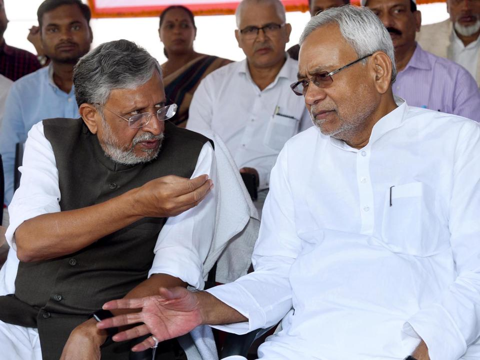 Bihar Deputy Chief Minister Sushil Kumar Modi started a political row in Bihar by comparing RJD culture with Shiv Sena