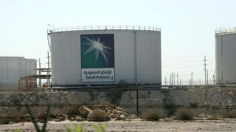 Saudi Arabia on Sunday placed a preliminary valuation on state oil company Aramco of between $1.6 trillion and $1.7 trillion.