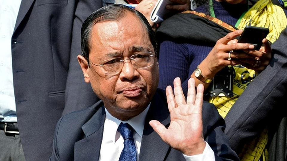 Justice Ranjan Gogoi etched his name in the annals of history when a five-judge bench headed by him on November 9 brought an end to the Ayodhya land dispute