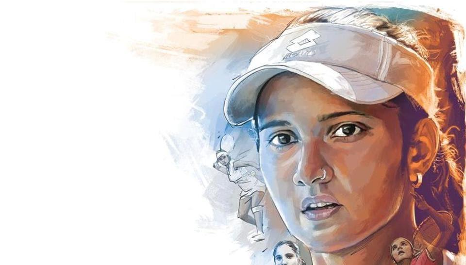 Sania Mirza: Bright star on tennis horizon - Hindustan Times