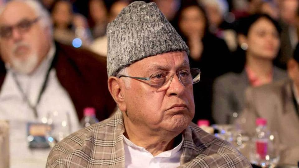 Farooq Abdullah has been detained under the Jammu and Kashmir Public Safety Act.