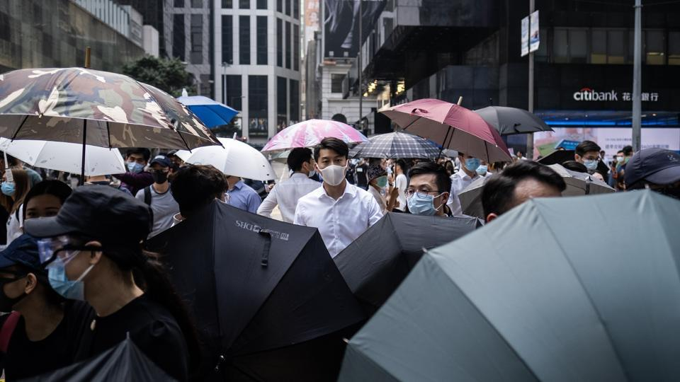 Hong Kong court has found that the local government's controversial mask ban unconstitutional.
