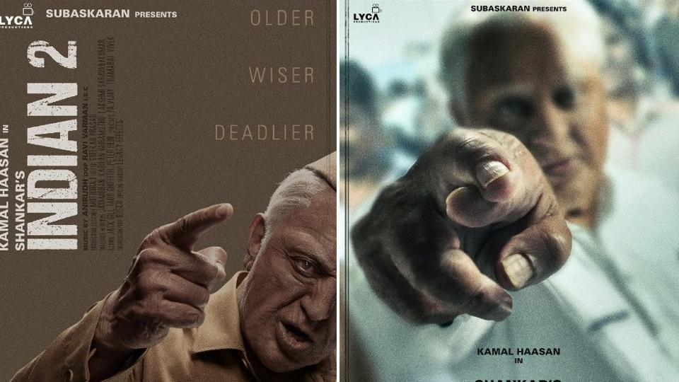 Kamal Haasan will play the protagonist in Indian 2.