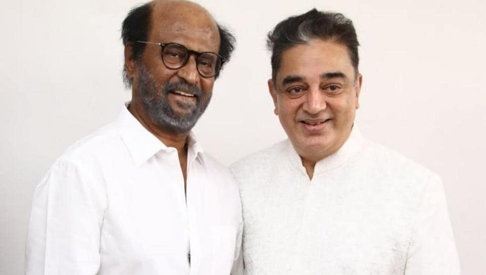 Celluloid superstar Rajinikanth said he would join hands with Makkal Needhi Maiam (MNM) party founder Kamal Haasan for the welfare of people of Tamil Nadu if such a situation arose.