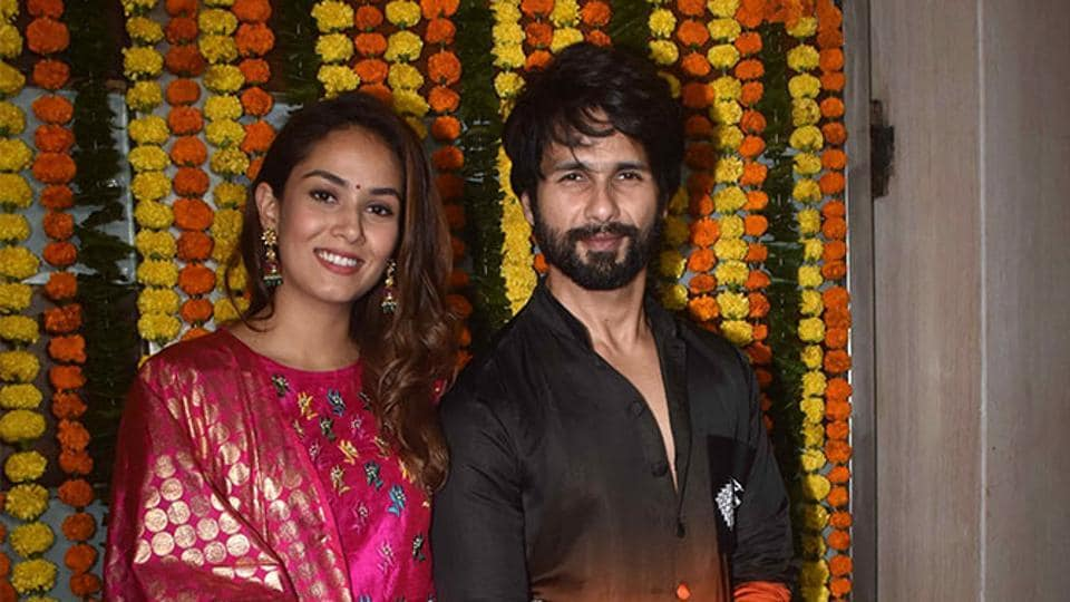 Shahid Kapoor says wife Mira Rajput doesn't feel the need to change and adjust.