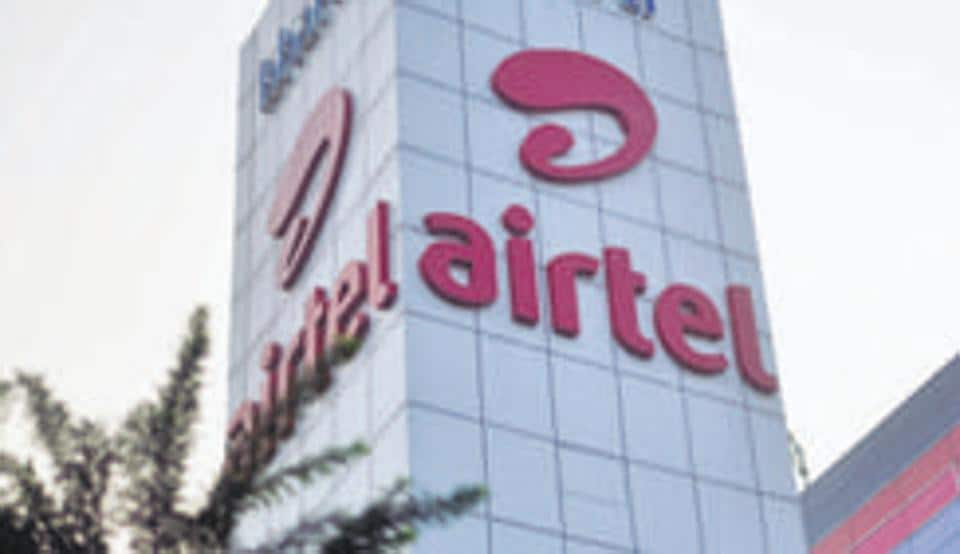 Airtel's shares closed up 7.37%, their highest since January last year.
