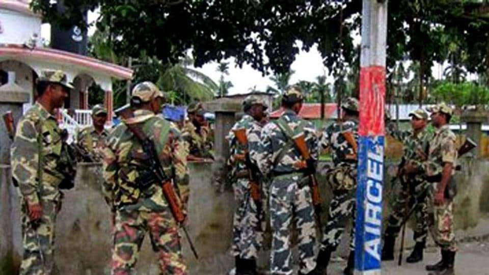The Central Reserve Police Force (CRPF) has asked the Special Protection Group (SPG) to provide its bulletproof cars.